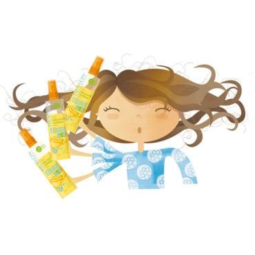 soins cheveux adolescents
